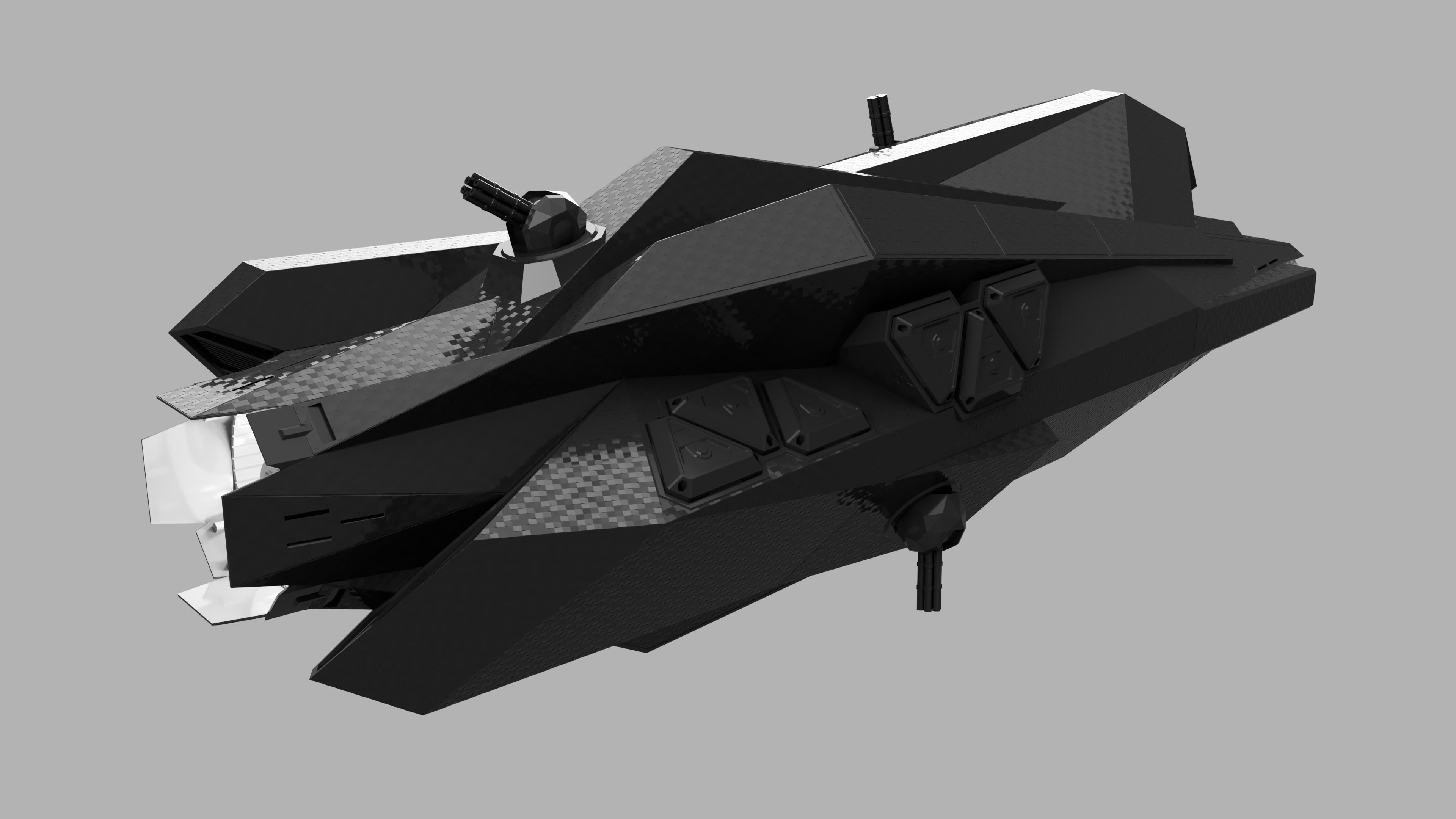 Anubis_2020-Nov-21_06-30-45PM-000_CustomizedView10688312800.png Download STL file Anubis • 3D print template, sergusy