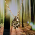 Télécharger objet 3D gratuit Bijou: Pendentif cage / caged pendant, alexsvcl