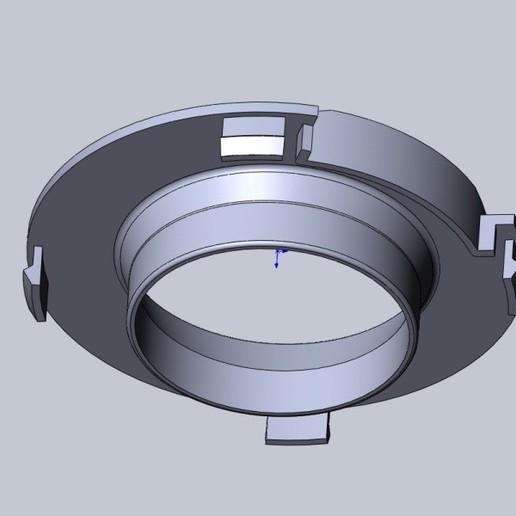 Andriy.JPG Download STL file  lens part Canon EF 50 1.8 • 3D printer template, aleksname2013