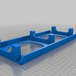 3f8eae85bbacae73c7fee829e4e9e92e.png Télécharger fichier STL gratuit Facile à imprimer Creality CR-10 Base de boîte de contrôle pour les ventilateurs de 120mm • Plan pour impression 3D, Dav111