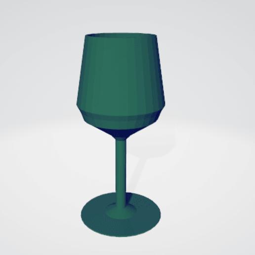 Download free 3D printer model Cup, lucaskappeskity