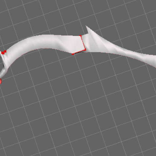 Download free 3D printing files Karambit for Airsoft, lucaskappeskity