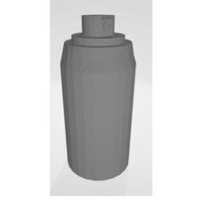 Télécharger modèle 3D gratuit Peinture en aérosol, lucaskappeskity