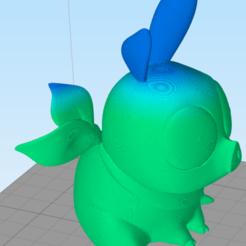 Télécharger fichier impression 3D P Chan Surprise, eduardovivanco