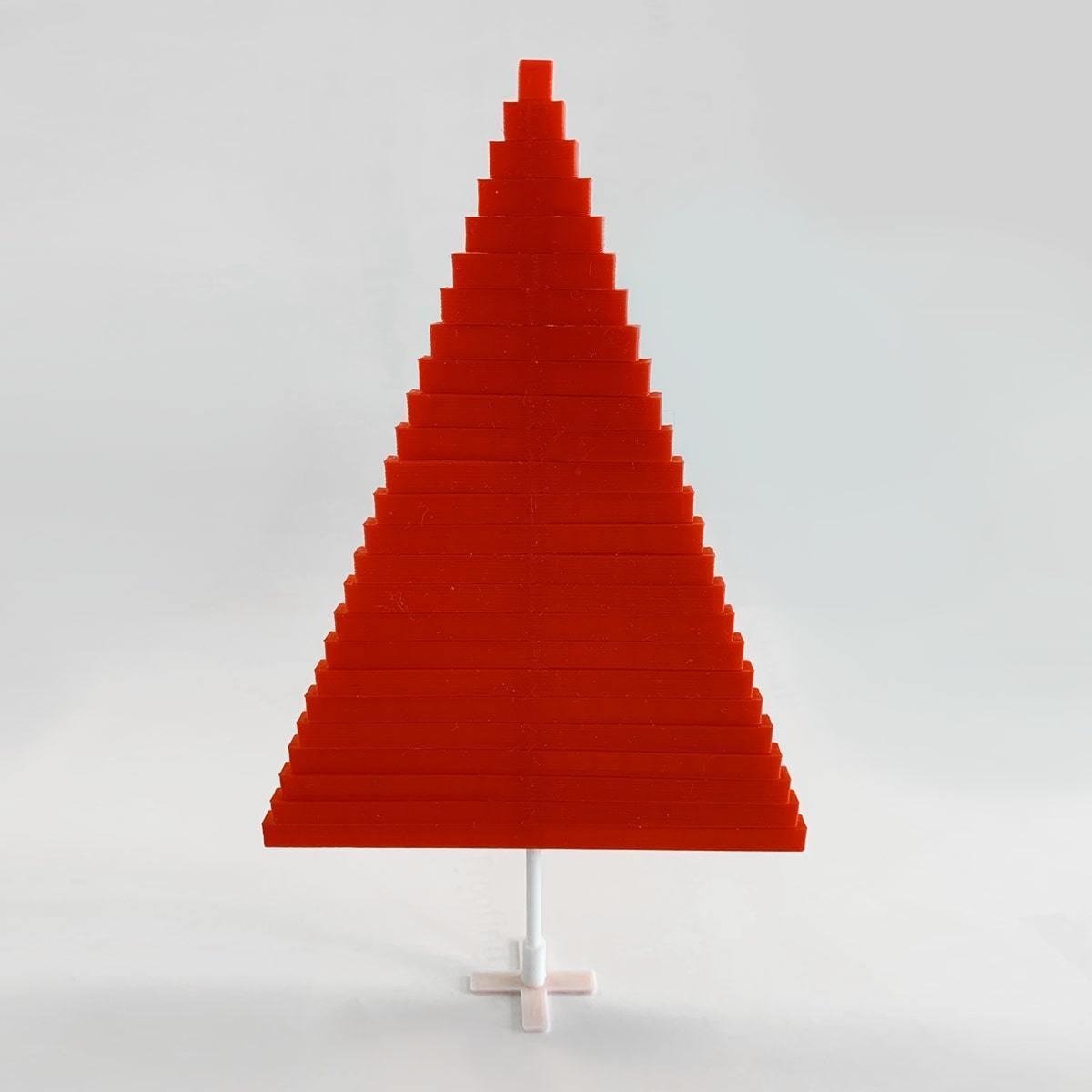 XmasTree_4.jpg Télécharger fichier STL gratuit Peeno - L'arbre de Noël minimal • Plan imprimable en 3D, addiscamillo