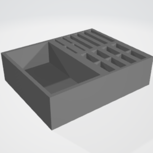 Download free 3D printing models Card holder sd and usb, adriencorbel538