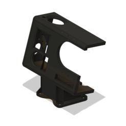 Imprimir en 3D GoPro Hero 3 Estuche Negro, daniele88r