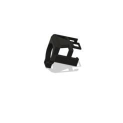 Télécharger fichier STL GoPro Hero 3 Protection d'objectif noir, daniele88r