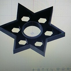 IMG_20201202_190046_586.jpg Download free STL file Star Spinner • 3D printing object, vicentosqui