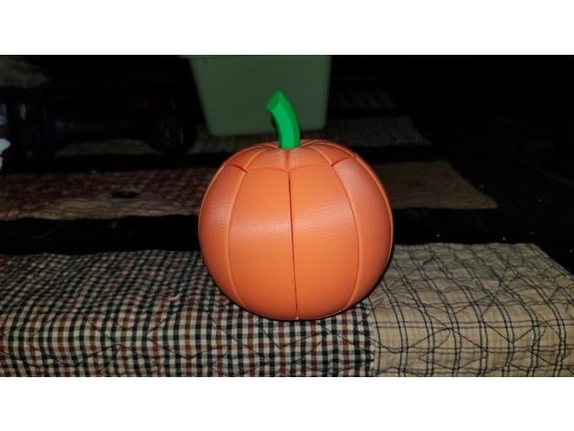 3cf0b5a114b4b2e187c05fc54d7cc459_preview_featured.jpg Download free OBJ file Walking pumpkin • 3D printer model, AshDe