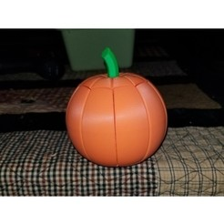 Download free 3D printer designs Walking pumpkin, AshDe