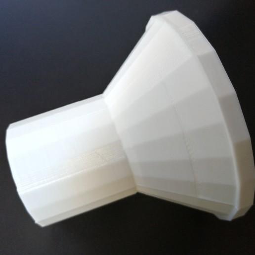 Télécharger plan imprimante 3D gatuit Pomme de douche à faible débit, rnieto2