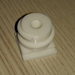hs1.jpg Download free STL file DSLR hotshoe guider (camera) holder • 3D print object, pawzdy