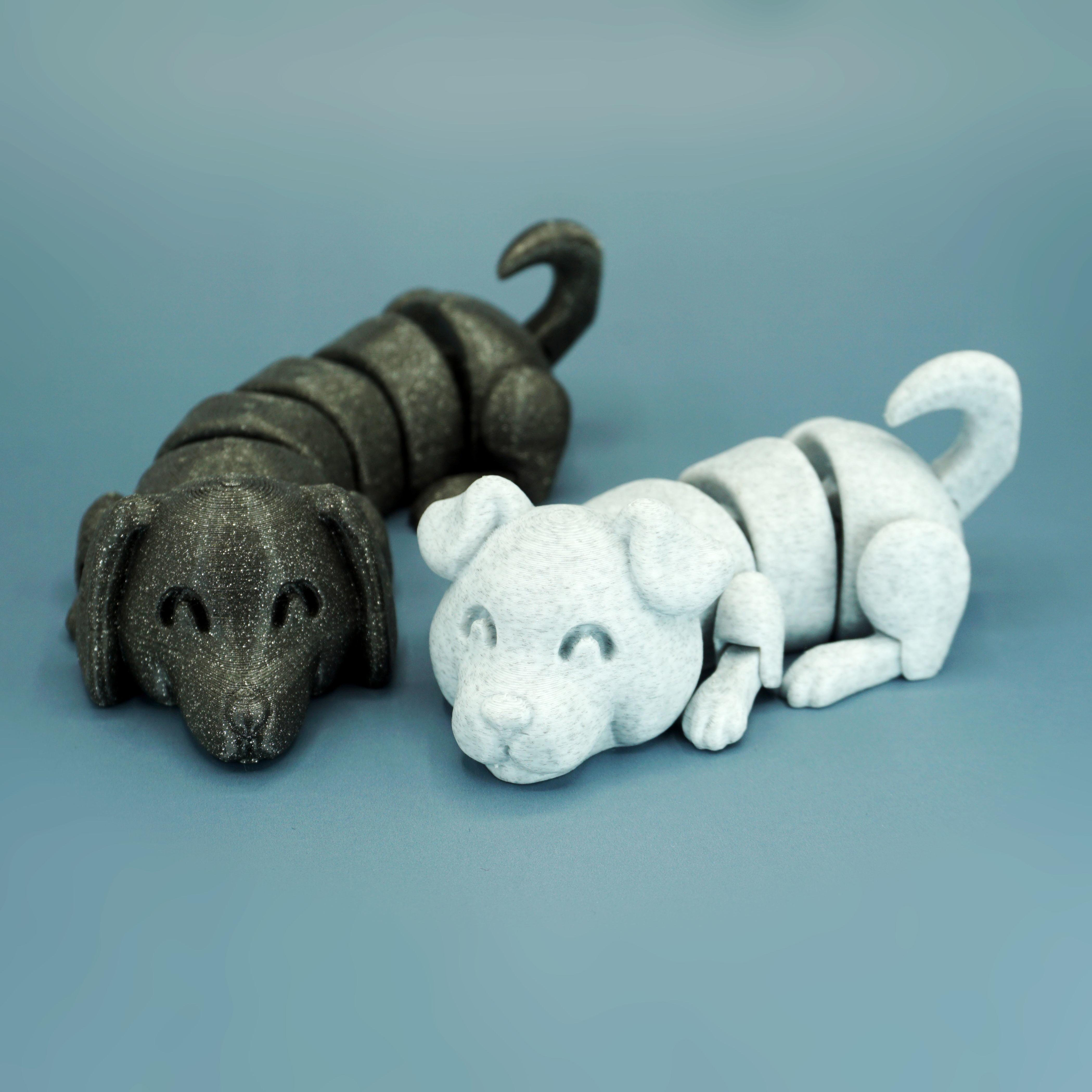 DSC01663 copia.jpg Download STL file Lazy Dogs • 3D print design, mcgybeer