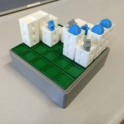 IMG_20170324_121200153.jpg Download free STL file Santorini Portable Game • 3D printable object, mcgybeer