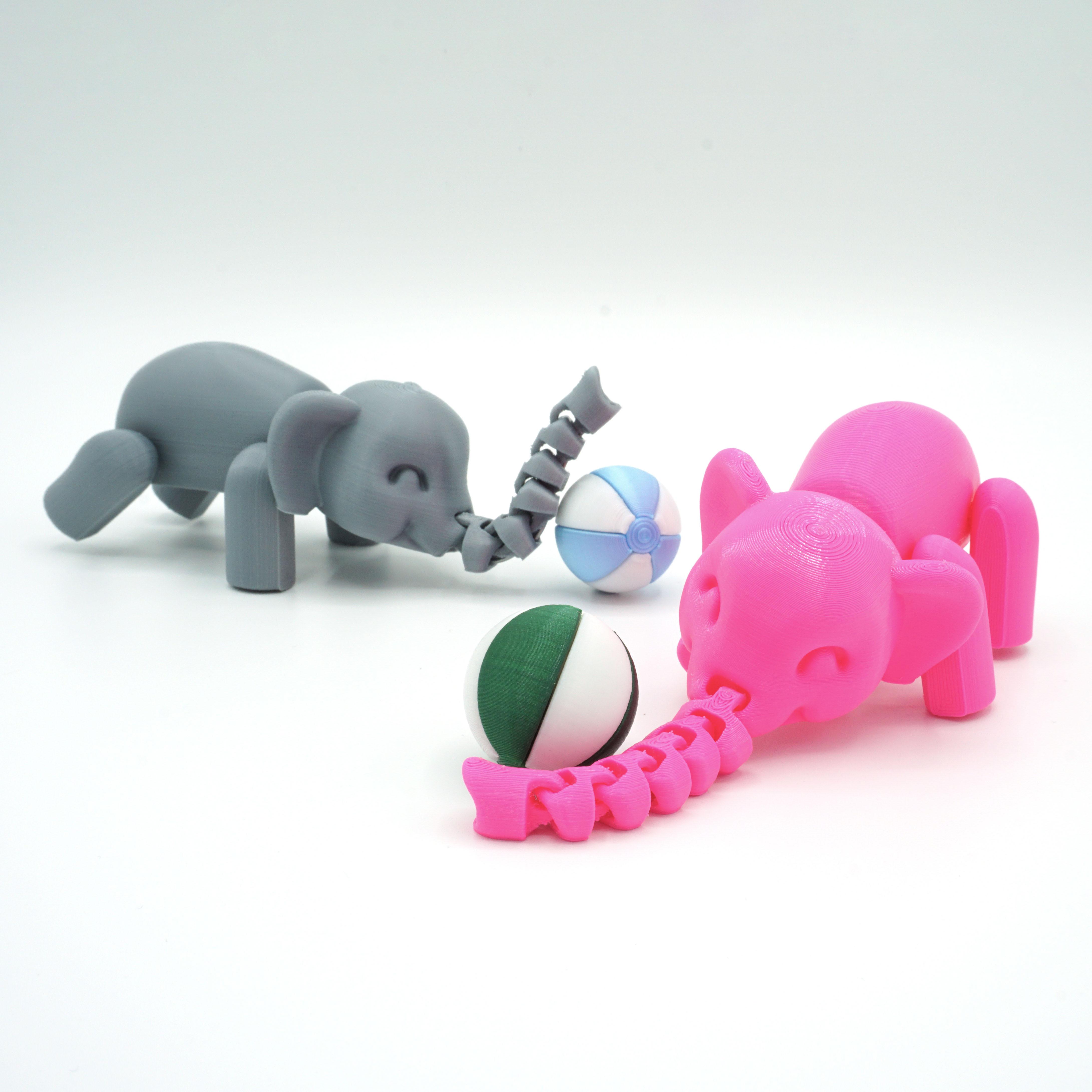 DSC01105 copia.jpg Download STL file Flexiphant • 3D printable model, mcgybeer