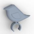 Télécharger fichier imprimante 3D gratuit Un oiseau dans la main, mwliechty