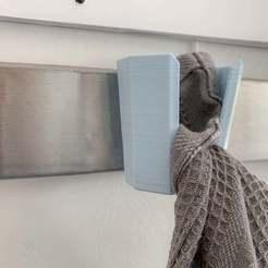 IMG_1837.jpg Download free STL file Towel rack • 3D printing template, yceoshda