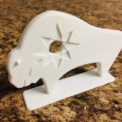 IMG_0765.jpg Télécharger fichier STL Buffle Navajo • Modèle à imprimer en 3D, jermueller15