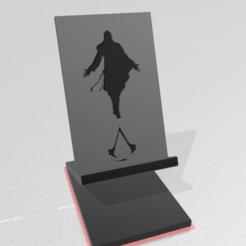 Descargar diseños 3D gratis El puesto de teléfono de Assassins Creed, edorighi06