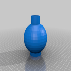 Download free 3D printer templates Weed bong 2.0, gustafmunoz