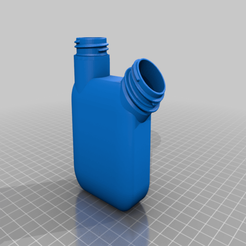 Download free 3D printer templates bong 3.0, gustafmunoz