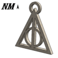 Download free 3D printer templates KEYKEY THE RELIQUIES OF DEATH - HARRY POTTER - Harry Potter, NicolasMonti555