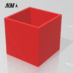 Download free 3D printing models STORAGE BOX - BOX - WITH LID, NicolasMonti555