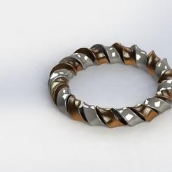 Télécharger fichier STL gratuit Bracelet • Modèle imprimable en 3D, saraguo000