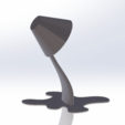 Download free STL file Lamp • Template to 3D print, saraguo000
