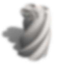 Download free 3D printing models Twist vase, saraguo000
