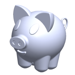 Télécharger fichier STL gratuit Piggie • Design pour imprimante 3D, saraguo000