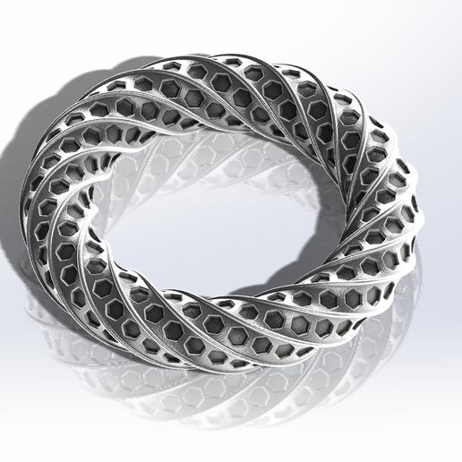 Download free STL file Bracelet • 3D printing model, saraguo000