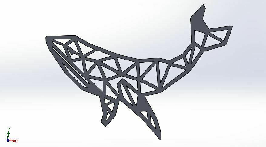 Whale Cash - Model page