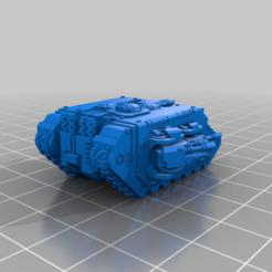Imprimir en 3D gratis Tanque pequeño y más grande, Roly Poly Shooty Scooty..., woddish
