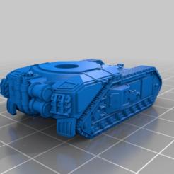 Descargar Modelos 3D para imprimir gratis Pequeño gran tanque MBT, woddish