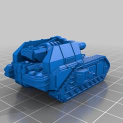 Descargar diseños 3D gratis Cazador de tanques pequeños y grandes, woddish