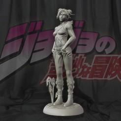 Télécharger fichier STL olyne Cujoh - JoJos bizarre Adventure - Figurine en impression 3d, pako000