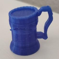 Télécharger modèle 3D gratuit SOT Mug Fan Art - Pichet de la mer des voleurs, Narbbag
