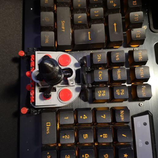 123993944_824190935013052_4044135351269515390_n.jpg Download STL file Keyboard arrow keys KEYSTICK gaming joystick  • 3D print template, lap88777