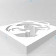 Télécharger fichier STL gratuit (étranger) Porte-clés Xenomorphe • Plan imprimable en 3D, ElPerro