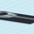 Télécharger fichier STL gratuit Porte-clés Valkyrie Wings • Design pour impression 3D, ElPerro