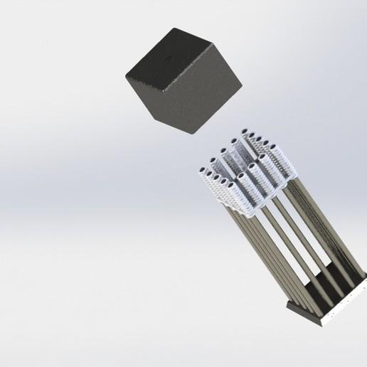 Descargar archivos 3D gratis Botella cerrada - Broma regalo, ScaleToReal