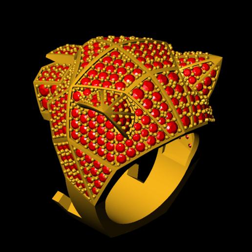 11.png Télécharger fichier 3DS gratuit M1199 L'anneau des panthères • Plan pour impression 3D, CreatorWorld
