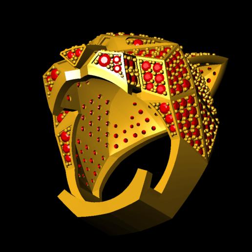 12.png Télécharger fichier 3DS gratuit M1199 L'anneau des panthères • Plan pour impression 3D, CreatorWorld