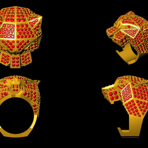 2.png Télécharger fichier 3DS gratuit M1199 L'anneau des panthères • Plan pour impression 3D, CreatorWorld