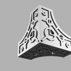 Edge_v1.png Download free STL file Space zombies Building Pixel (Cube) • 3D printable template, Azathot57