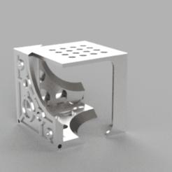 Ufloor.png Download free STL file Space zombies Building Pixel (Ufloor) • 3D printer model, Azathot57