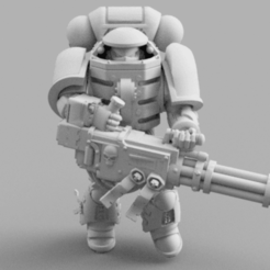 Socketsoldier_v4.png Download free STL file Relics of Terra : Socket soldiers kit (PSM Compatible) • 3D printer design, Azathot57
