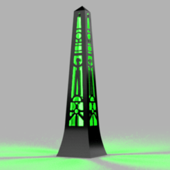 108191772_625842074708667_4131504619321561708_n.png Download free STL file Space zombies Pylon • 3D printing design, Azathot57